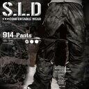 SLD エスエルディー 914-PANTS パンツ 【 ソールドアウト S.L.D】【 スノーボード ウエア 15-16 】【送料無料】【取り寄せ商品】