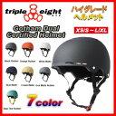 Triple8 helmet goth1