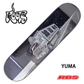 "ROOTS YUMA ""幸奈丸"" 8.5 x 32.125 【ルーツ スケートボード スケボー デッキ】【日本正規品】"