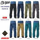 REW 21-22 THE STRIDER JEAN PANTS REGULAR FIT ストライダー レギュラー フィット GORE-TEX 【スノーボード ウェア …