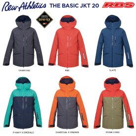 REW 20-21 THE BASIC JACKET GORE-TEX ベーシック ジャケット スノーボード ウェア トライトン 【送料無料 日本正規品 予約商品】