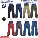 REW 20-21 THE STRIDER パンツ GORE-TEX ゴアテックス STRAIGHT FIT ストレートフィット 【スノーボード ウェア 2020 …