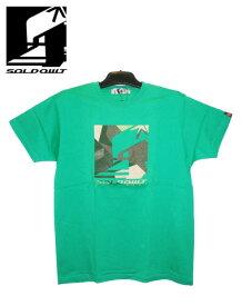 SOLD OWT Tシャツ 【カラー GREEN 】【ソールドアウト】715005