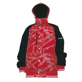 YONEX AMERICAN WORK ジャケット RED レッド 【ヨネックス スノーウェア】【送料無料 オフ】【日本正規品】