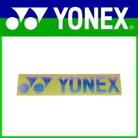 YONEX ステッカー M 【ヨネックス シール ダイカット 日本正規品】