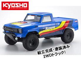 !【KYOSHO/京商】 34361T2 1/10 電動RC 2WDオフロードトラック アウトローランページ タイプ2 レディセット (完成品) ≪ラジコン≫