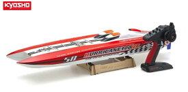 !【KYOSHO/京商】 40235S 電動RCレーシングボート ハリケーン900VE レディセット(工場完成船体)<バッテリー・充電器別売> ≪ラジコン≫