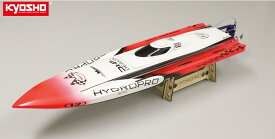 !【KYOSHO/京商】 56548 電動RC ボート ハイドロプロ Mono-1 680 PIPキット(工場完成船体)<RC装置・バッテリー別売> ≪ラジコン≫