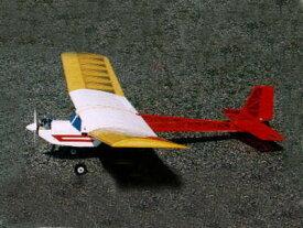 ! 【ムサシノ模型飛行機研究所】 00005 モスキートモス号 [RC飛行機 バルサ製組立キット] (未組立) ≪ラジコン≫
