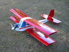 ! 【ムサシノ模型飛行機研究所】 00033 オテンバGP [RC飛行機 バルサ製組立キット] (未組立) ≪ラジコン≫