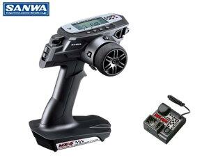 101A32501A 【SANWA/サンワ/三和電子機器】 MX-6 (PC/プライマリーコンポーネント) 送信機・受信機セット