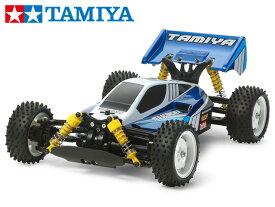 !【TAMIYA/タミヤ】 58568 1/10 電動RC ネオスコーチャー (TT-02Bシャーシ)組立キット ≪ラジコン≫