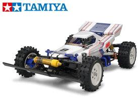 !【TAMIYA/タミヤ】 58418 1/10 電動RC ブーメラン(2008) 組立キット+45053 ファインスペック電動RCドライブセット+チャンプオリジナル:フルボールベアリング(未組立) ≪ラジコン≫
