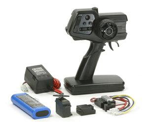 RCシステムシリーズNo.53 ファインスペック 2.4G 電動RCドライブセット 45053