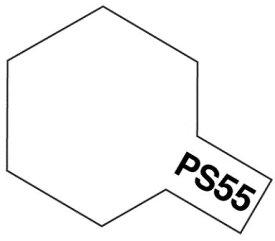 86055 【タミヤ】ポリカボネートスプレー PS-55 フラットクリヤー