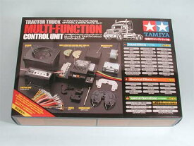 56511 【タミヤ】 TROP.11 トレーラーヘッドマルチファンクションコントロールユニット
