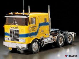!【TAMIYA/タミヤ】 56304 1/14 電動RC ビッグトラック トレーラーヘッド グローブライナー 組立キット ≪ラジコン≫