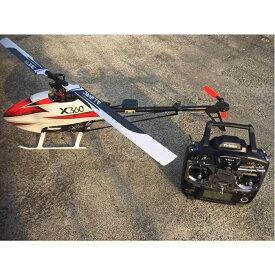 X360H1GPS GPS付電動ヘリコプター T10J送信機付完成機