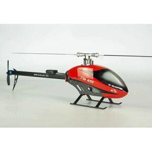 FW450V2L H1GPS付電動ヘリコプター T10J送信機付完成機