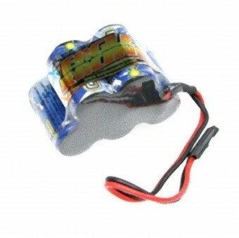 イーグル(EAGLE)/EB-3016/Intellect1600 6V俵型受信機用バッテリーパック