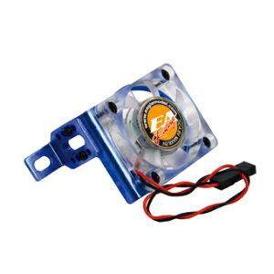 イーグル(EAGLE)/3451-BL/アジャスタブル・クーリングファンスタンド[ブルー](30x30x6.5mmファン付)4.8V ラジコン/パーツ