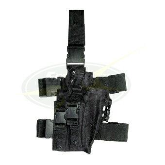 イーグルフォース(EAGLE FORCE)/LH3R-BK/LH3 レッグホルスター(右)BK