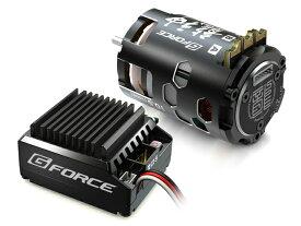 【基本送料無料】G-FORCE(ジーフォース)/G0308/TS90 Drift MAX Combo (龍神 10.5T) ブラシレスモーター+ESCセット