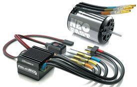 (11月上旬発売予定/予約分)【基本送料無料】G-FORCE(ジーフォース)/G0372_G0373/BLC50 D-Combo (NEO FAST)ブラシレスESC+モーター コンボセット