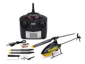 【基本送料無料】G-FORCE(ジーフォース)/GB150_GB151/INCREDIBLE 2.4GHz 4チャンネル フライバーレス ヘリコプター MODE2 RTFセット