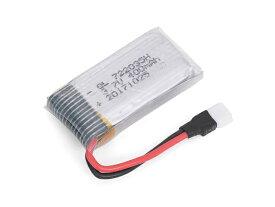 【ネコポス対応】G-FORCE(ジーフォース)/GB296/LiPoバッテリー 3.7V400mAh(ソリストAH)