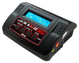 (数量限定特価)【基本送料無料】ハイテック(HiTEC)/44291/multi charger X1 AC PLUS III(マルチチャージャー X1 AC プラス)AC/DCオールマイティ多機能充・放電器