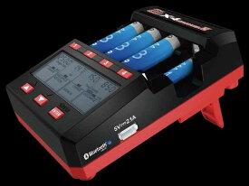(数量限定特価)【基本送料無料】ハイテック(HiTEC)/44288/AA/AAA charger X4 Advanced 3(アドバンス スリー)単3/単4充電器