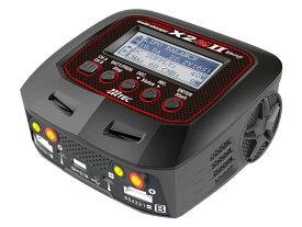 (数量限定特価)【基本送料無料】ハイテック(HiTEC)/44274-E/マルチチャージャーX2 AC プラスII タイプ-E オールマイティ多機能充・放電器