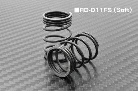 【ネコポス対応】Reve D(レーヴ・ディー)/RD-011FS/R-tune 2WS フロント スプリング ( ソフト、2個入 )