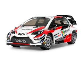 【基本送料無料】【ラジコン】タミヤ(TAMIYA)/58659-B/TT-02 トヨタ ガズー レーシング WRT/ヤリス WRC(未組立)+ボールベアリング