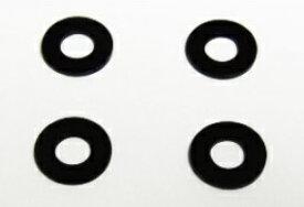 【ネコポス対応】TOP LINE(トップライン)/TWS-SET/ホイールスペーサー ブラック 12枚セット(0.5mm/0.8mm/1.0mm)