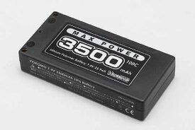 【ネコポス対応】YOKOMO(ヨコモ)/YB-V235B/ヨコモ Li-po 3500mAh/7.4V 100C ショートSサイズバッテリー