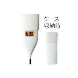 OMRON オムロン 婦人用電子体温計 MC-652LC-W ホワイト 予測検温 体温 熱 計測 予防 風邪 発熱 温度 スマートフォン 管理 体温(代引不可)【送料無料】