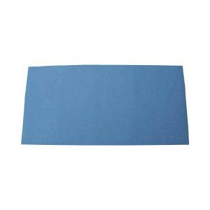 ワニ印 床養生材 ピッタリガード ブルー MM×1M×2M (20枚入) 580(代引き不可)【送料無料】