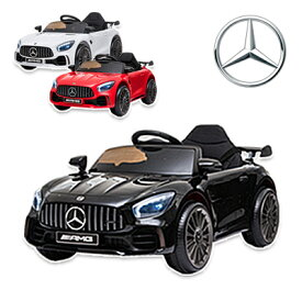 電動乗用カー Mercedes-AMG GT R プロポ付き メルセデス ベンツ 電動乗用ラジコンカー 乗用玩具 RC ラジコン お子様 おもちゃ【ポイント10倍】【送料無料】