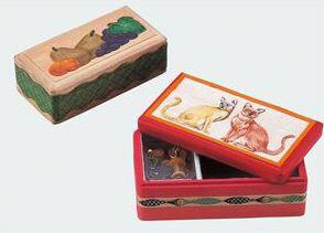 オルゴール宝石箱(しな) 30031 【ポイント10倍】