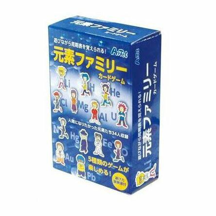元素ファミリーカードゲーム 94743 【ポイント10倍】