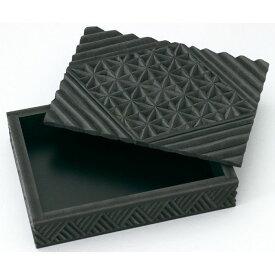 黒彫板ハガキ箱 図工 工作 クラフト ホビー 木製雑貨【ポイント10倍】