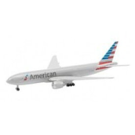 Schuco Aviation B777-200 アメリカン航空 1/600スケール 403551654【S1】
