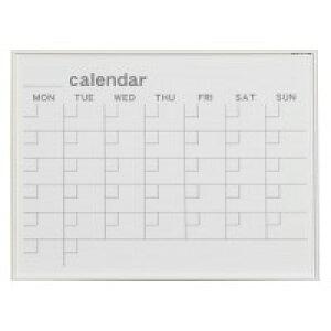 馬印 MR series(エムアールシリーズ)壁掛 予定表(カレンダー)ホワイトボード W610×H460mm MR2W(代引き不可)【送料無料】
