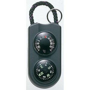 EMPEX 温度計・コンパス サーモ&コンパス FG-5122 ブラック