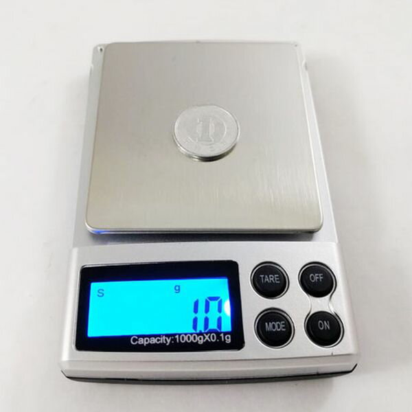 ITPROTECH 小型精密デジタルスケール 電子はかり YT-SDS01【ポイント10倍】
