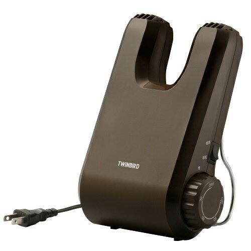 ツインバード くつ乾燥機 ブラウン SD-4546BR【ポイント10倍】【inte_D1806】