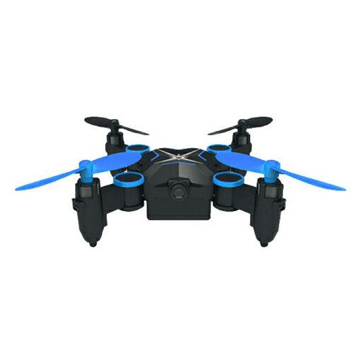 ITPROTECH HDカメラ搭載 ミニドローン ブルー YT-901HSBL【ポイント10倍】