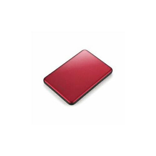 バッファロー HD-PUS2.0U3-RC ポータブルハードディスク 「Mini Station」 レッド 2TB HD-PUS2.0U3RC【ポイント10倍】【送料無料】【smtb-f】